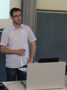 Lars Rotter, (C) OK Abschlusstagung