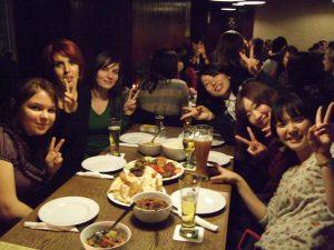 ウェルカムパーティー ©Modernes Japan