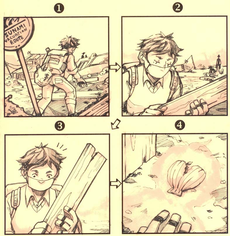 25_Preis 3_Manga-Wettbewerb_2013_Frau Isabel Bollmann