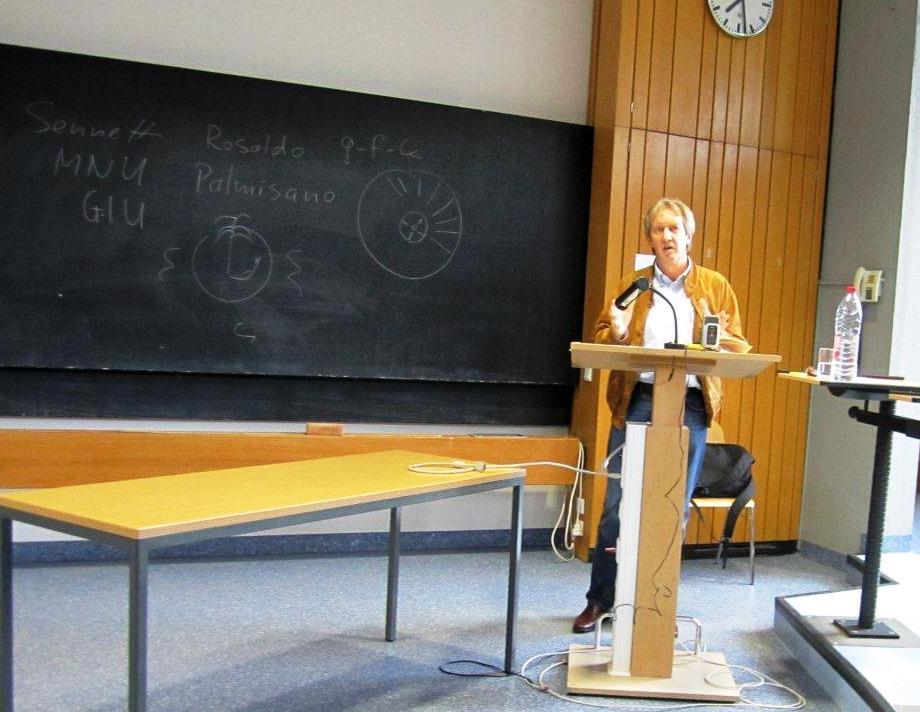 Vortrag Prof. Dr. Moosmüller