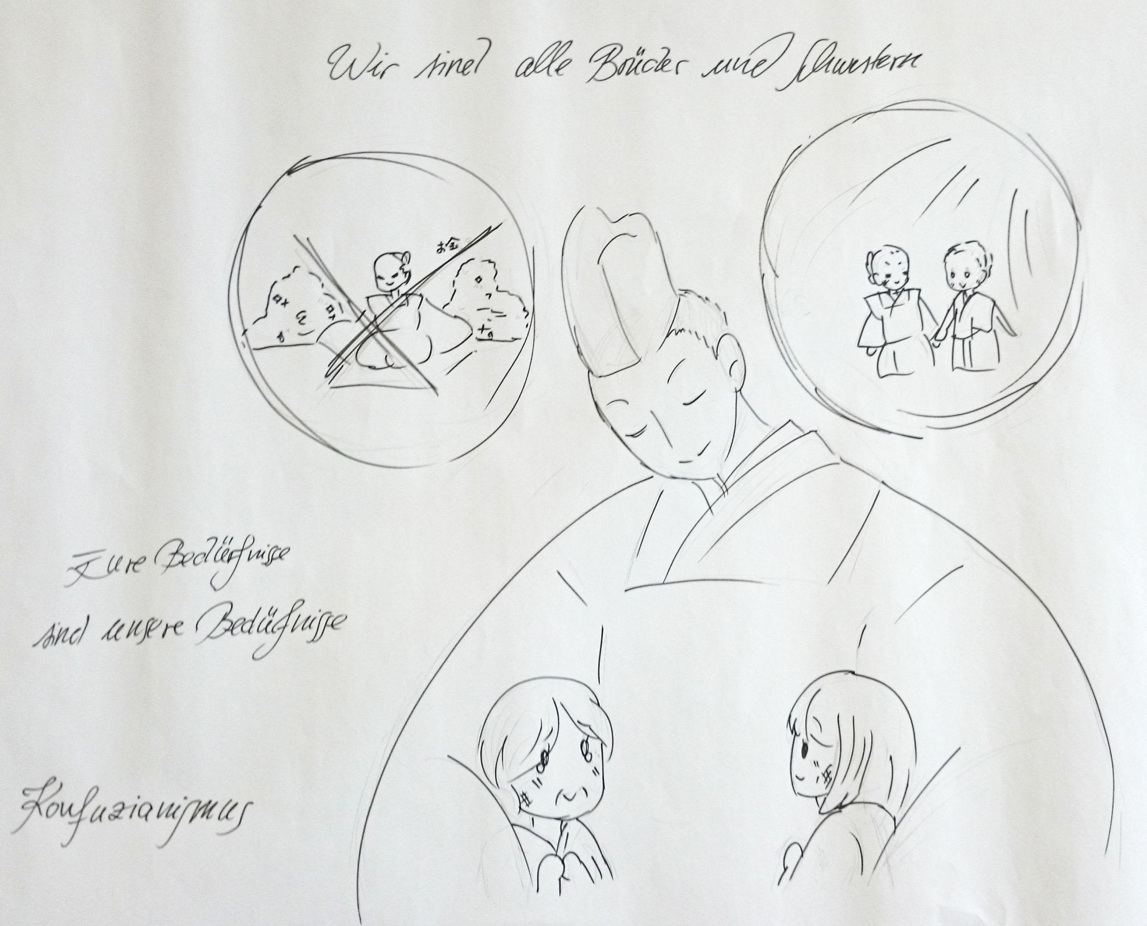 Gute Taten –aus: Yamato zokkun