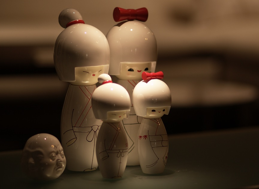 """Japanese Family"" von Gwenael Piaser. https://www.flickr.com/photos/piaser/3454410947"
