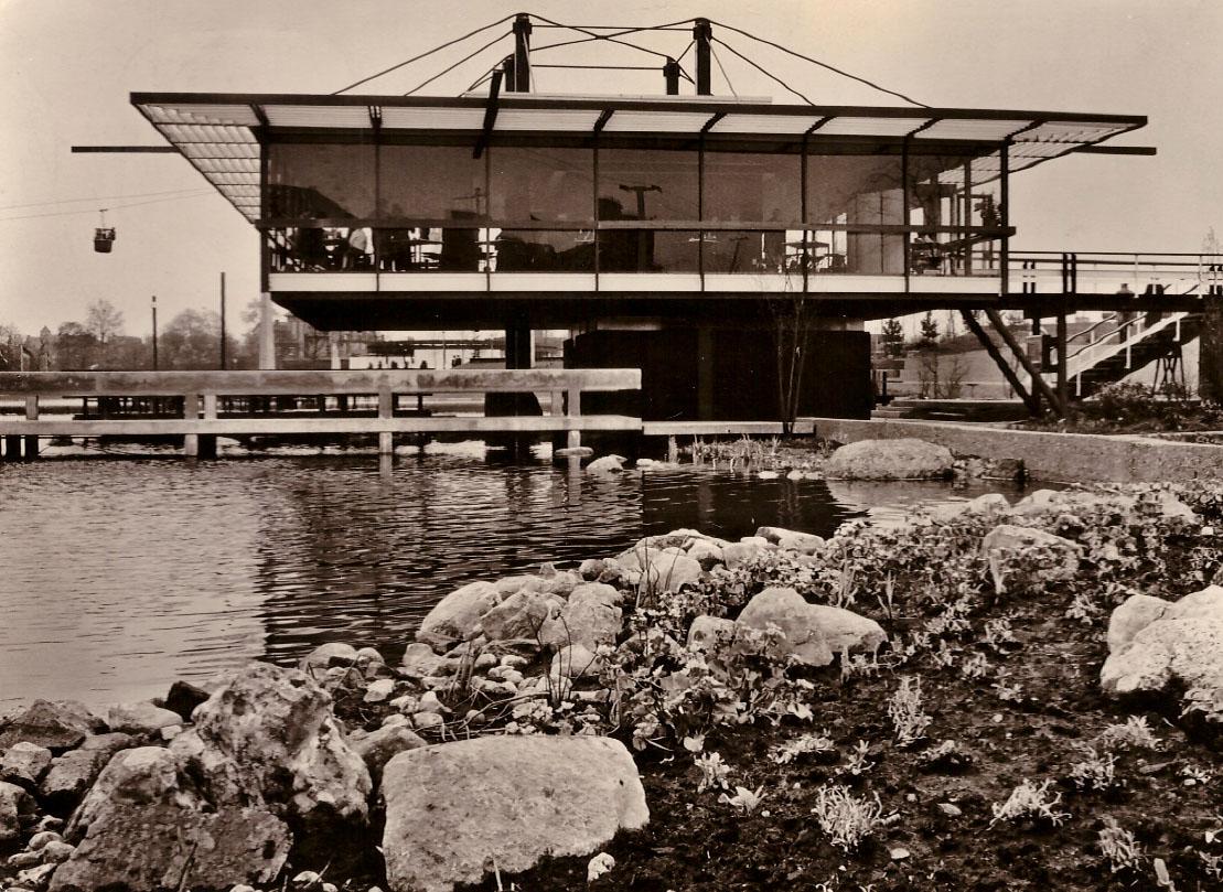 AK IGA 1963 Hamburg ST