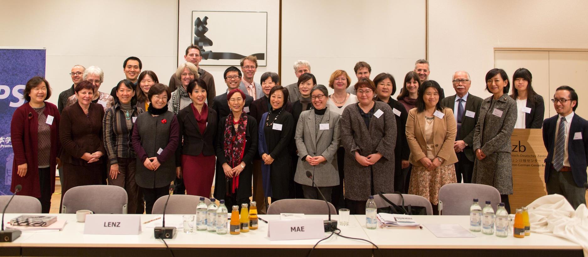 Gender Policies in Japan, Germany and South Korea