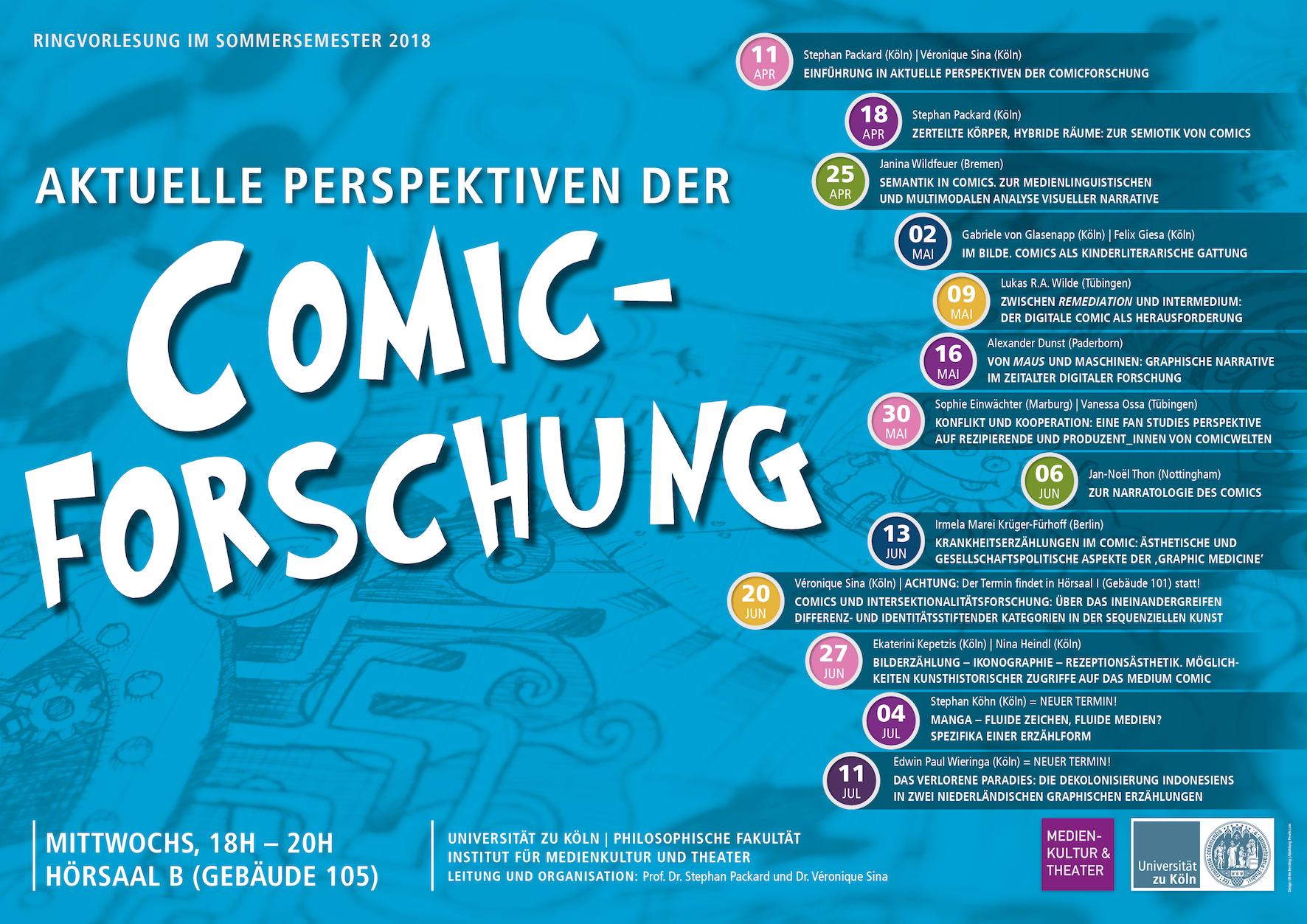 Perspektiven der Comicforschung