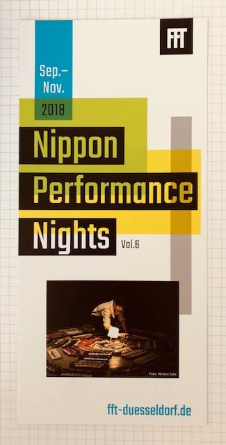 Nippon Performance Night 2018