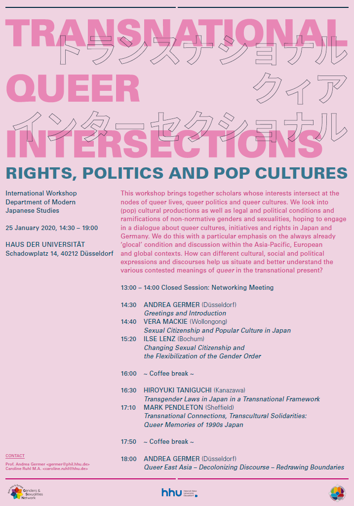 Transnational Queer Intersections - Blog final